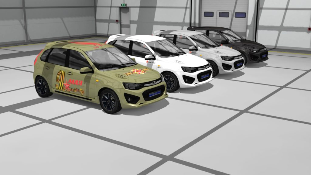 10/05/2019 - LADA Kalina NFR released!