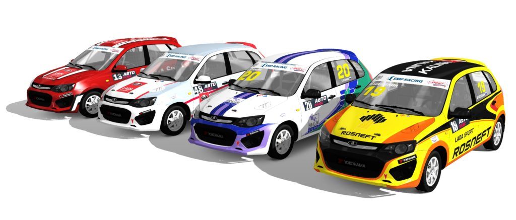 11/10/2019 - LADA Kalina NFR R1 v.1.2 released!